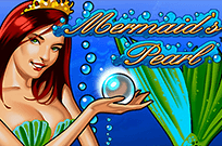 Игровой аппарат Mermaid's Pearl в клубе Вулкан